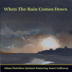 When the Rain Comes Down - CD cover art.